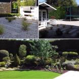 Proyecto de paisajismo y dirección de obra en jardín particular. Obra ejecutada por Koyma Jardinería. Plentzia (Vizcaya), año 2015.