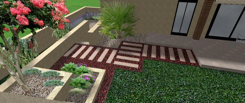 diseño de jardines online