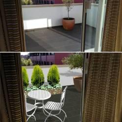 fotomontaje terraza vizcaya