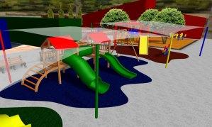 parque infantil colegio