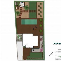 proyecto jardin majadahonda