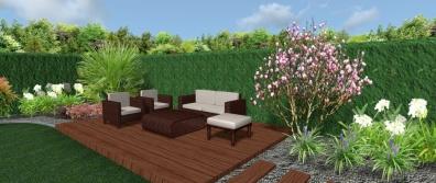 proyecto jardineria getxo, año 2015